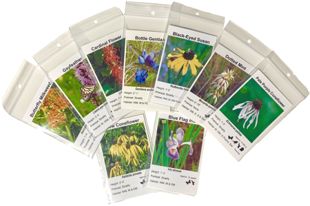 Picture for category Seed Packets
